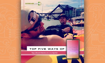 Top 5 Recent Stories on 1-2-3 Sports!