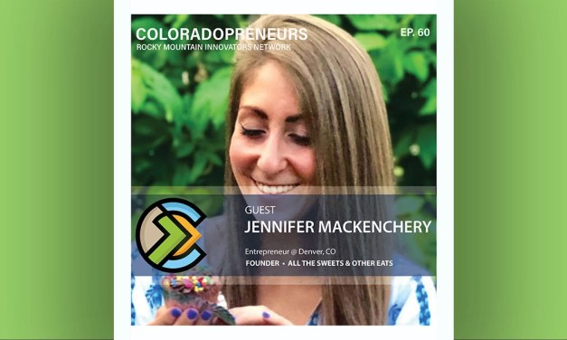 All the Sweets & Other Eats with Jennifer Mackenchery