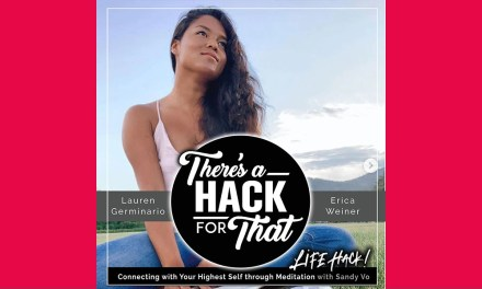 Life Hack: Connecting with Your Highest Self through Meditation with Sandy Vo