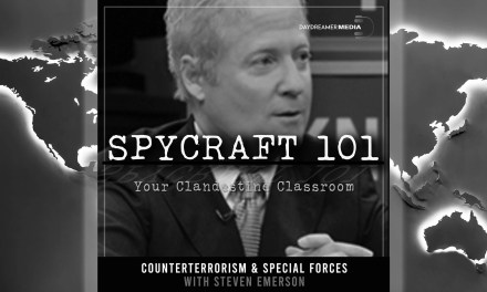 Counterterrorism and Special Forces with Steven Emerson