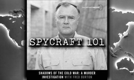 Shadows of the Cold War: A Murder Investigation with Fred Burton