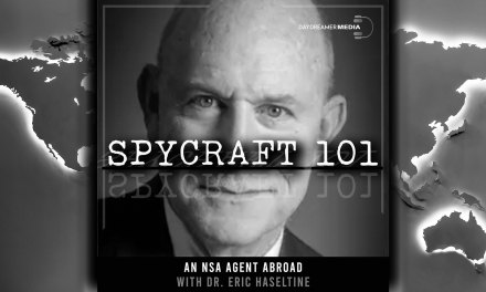 An NSA Agent Abroad with Dr. Eric Haseltine