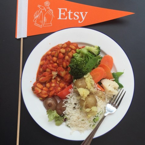 Etsy Lunch