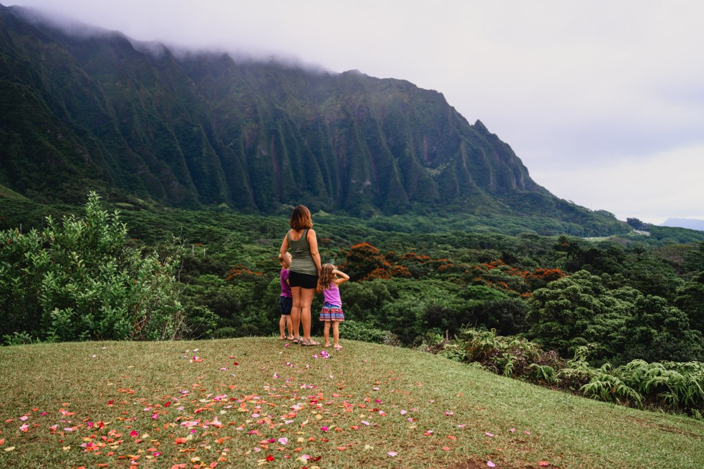 family activities Oahu hawaii