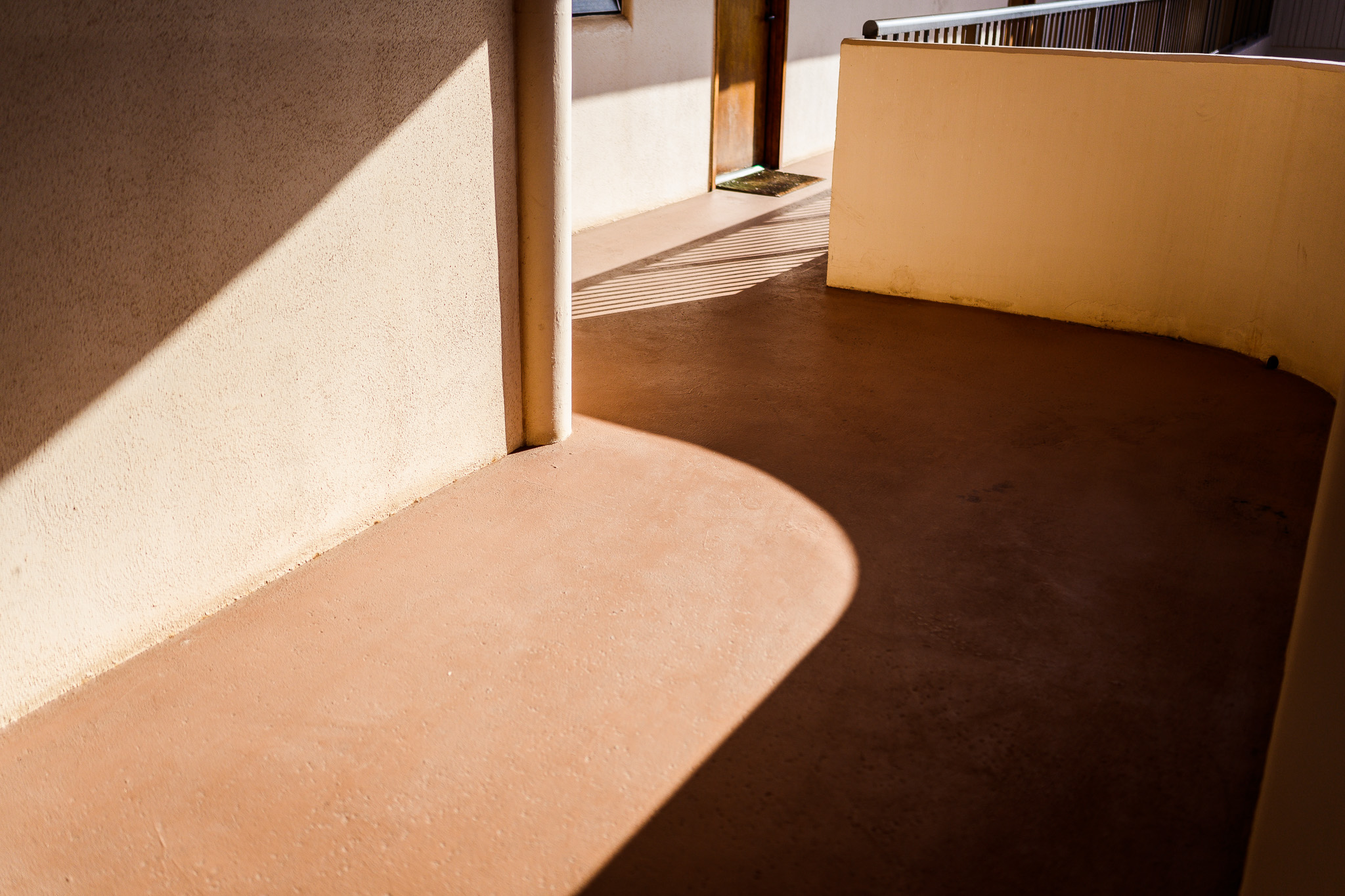 shapes shadows and lines in architecture photography minimal