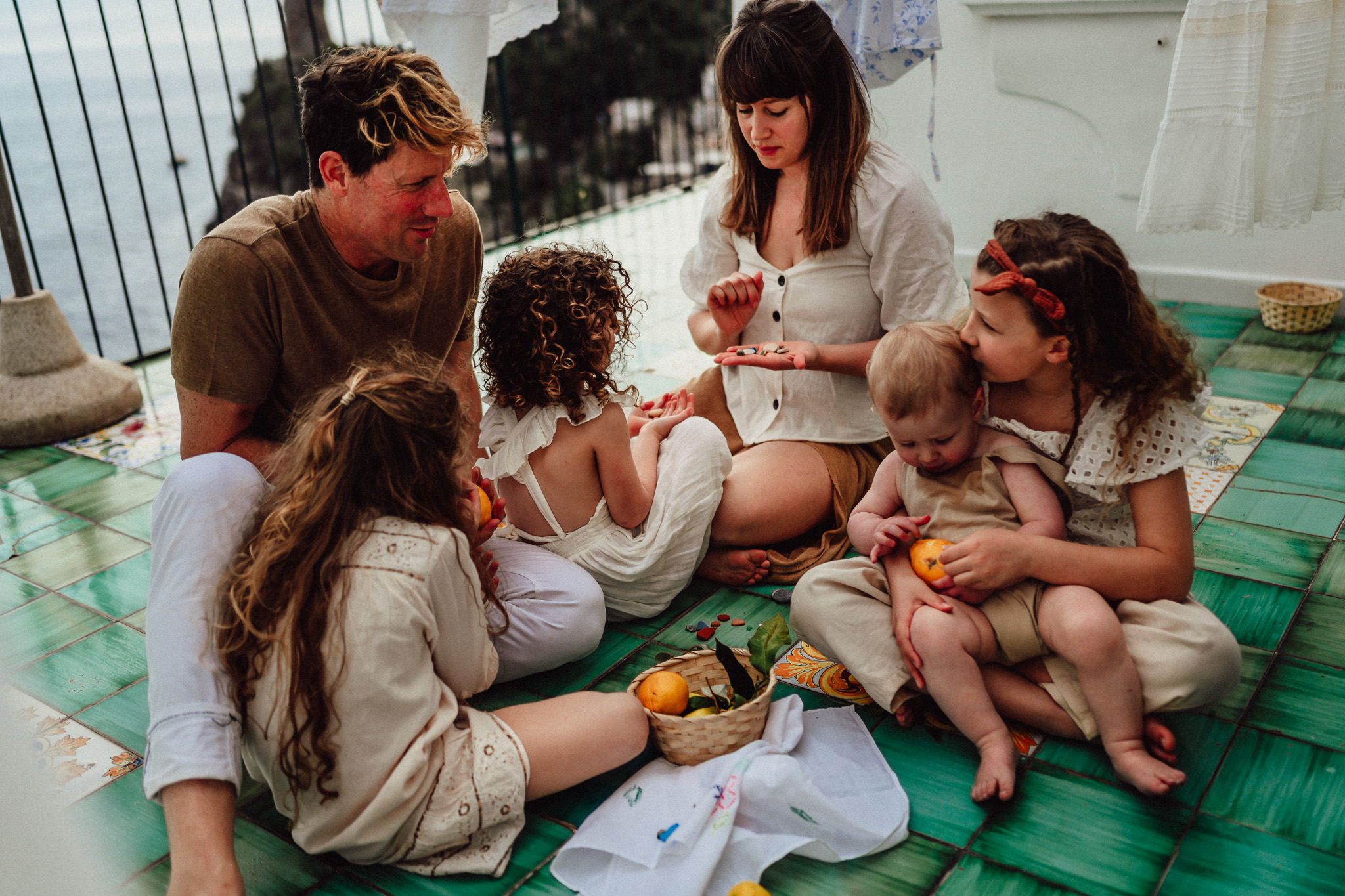 a day in the life candid family photography