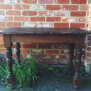 'Georgie' Vintage Table $45