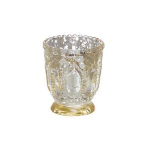 Gold Boho Tea Light Holders $2 each. 25 Available.