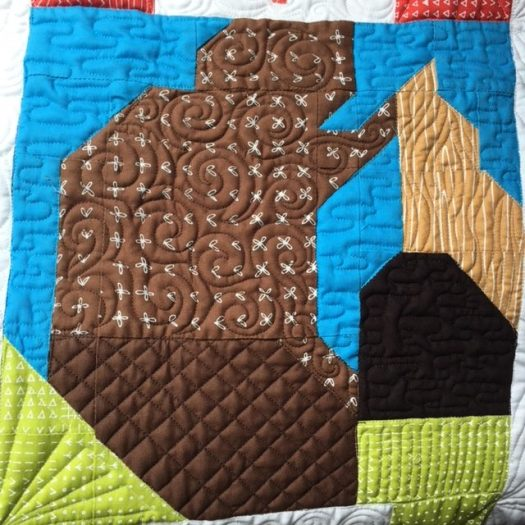 Quilted Beaver