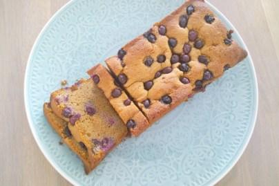vanille bosbessen cake (5)