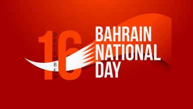 Bahrain National Day Background