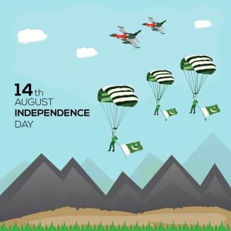 73rd Happy Pakistan Independence Day 2019: Celebrating Like