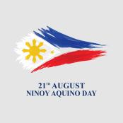 Wednesday, 21 August Ninoy Aquino Day 2019 in Philippines
