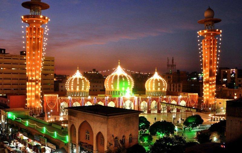 Jashn e Eid Milad un Nabi SAW