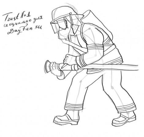 3dca888885ffff Як намалювати поліцейську кашкет олівцем поетапно. Як намалювати ...