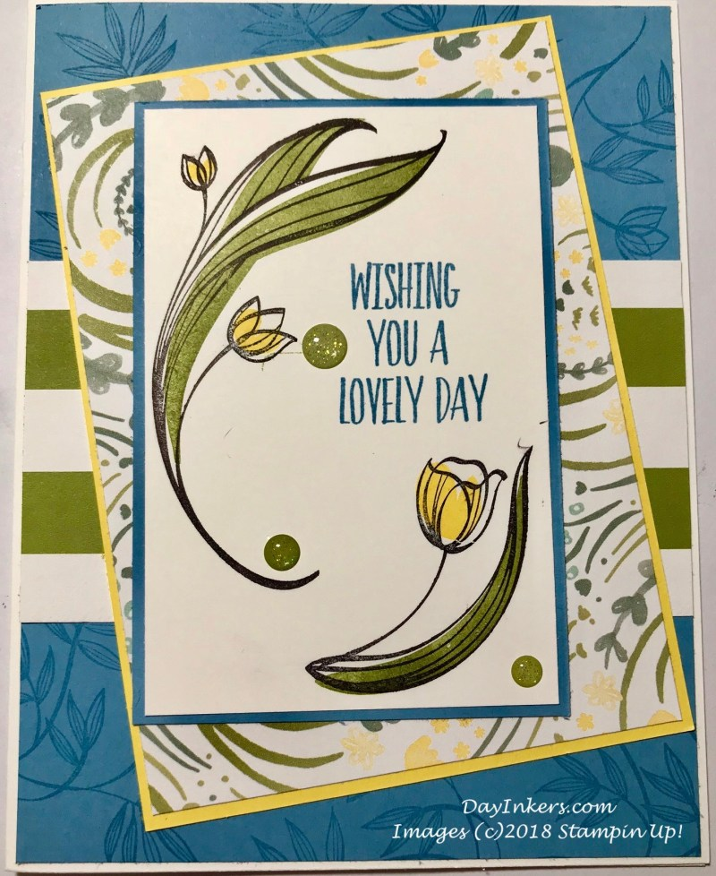 Lovely Wishes Cards Stampin Up!