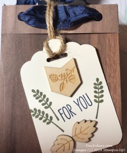 Masculine Gift Bag