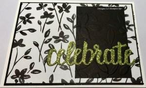 Celebrate Stampin Up!