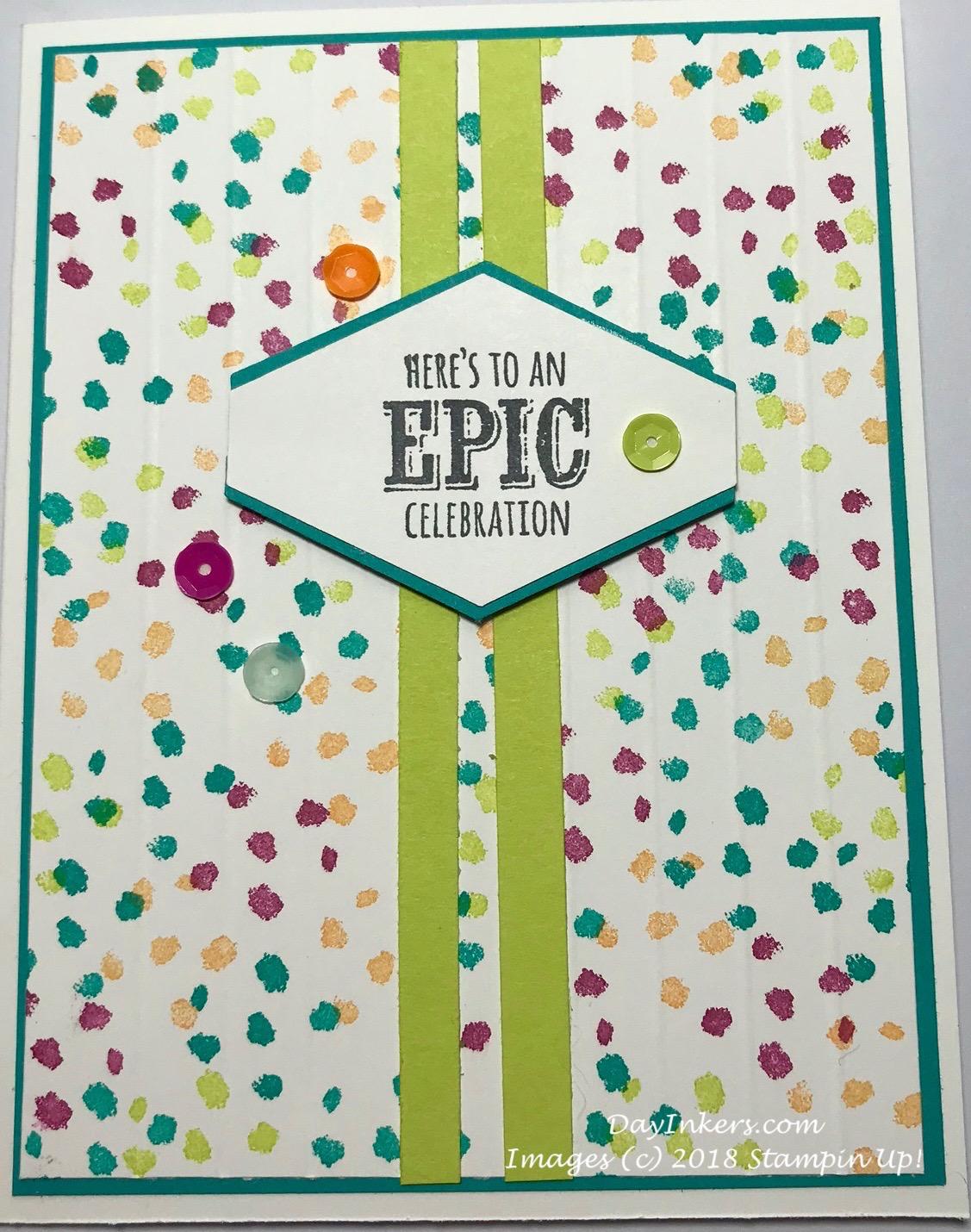 Epic Celebration - Whipped up