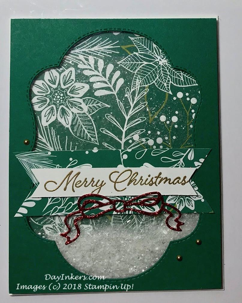 Christmas Blended Seasons Stampin Up