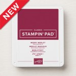 Stampin' Up! Merry Merlot Classic Stampin' Pad