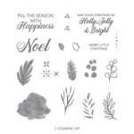 Stampin' Up Peaceful Noel Stamp set