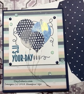 Stampin' Up! Around the Corner