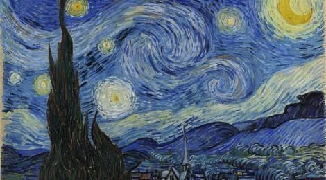 Van Gogh y el acontecimiento más antiguo de la Historia