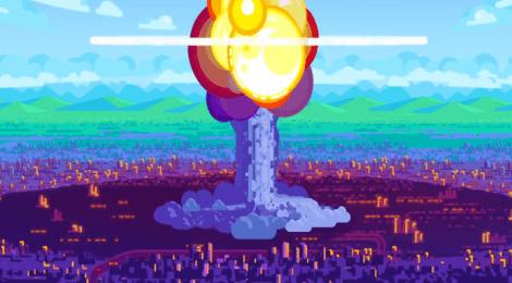 ¿Qué ocurre cuando explota una bomba atómica?