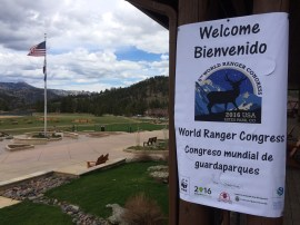 The World Ranger Congress took place at YMCA of the Rockies, Colorado, USA