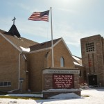 4 p.m. — The Winner United Methodist Church has not held in-person worship services for four weeks as of April 14, 2020. Many churches around the United States have been streaming their services online for their congregations.