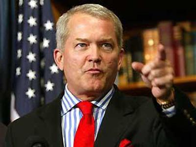 Former congressman Mark Foley
