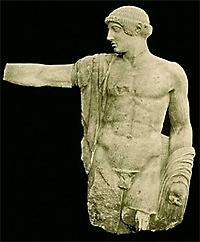 The Greek Apollo