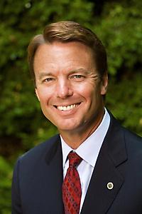 Edwards as Senator
