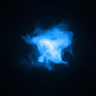 A pulsar in the Crab Nebula