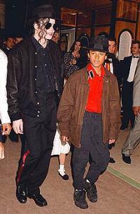 Jackson with Chandler