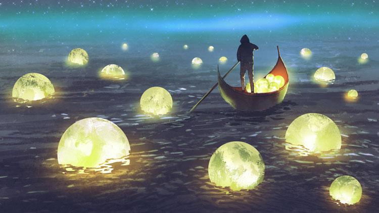 Full Moon in Pisces