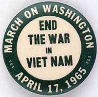 End the war, 1965