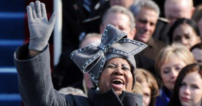 Aretha Franklin, Obama inauguration