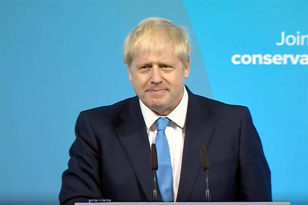 Boris Johnson, Galactic Profile - Daykeeper Journal Astrology