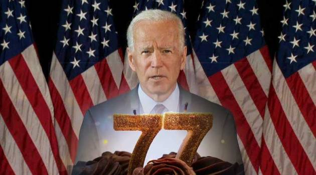 Joseph Biden's 77th Birthday