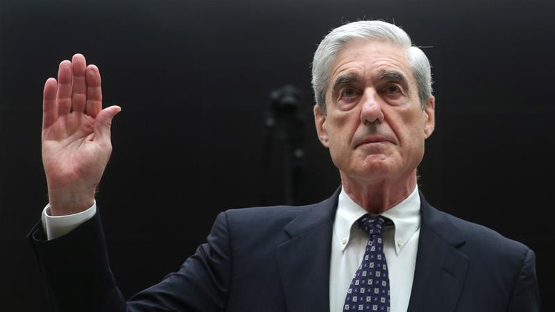 Robert Mueller Testimony before Congress - Daykeeper Journal Astrology
