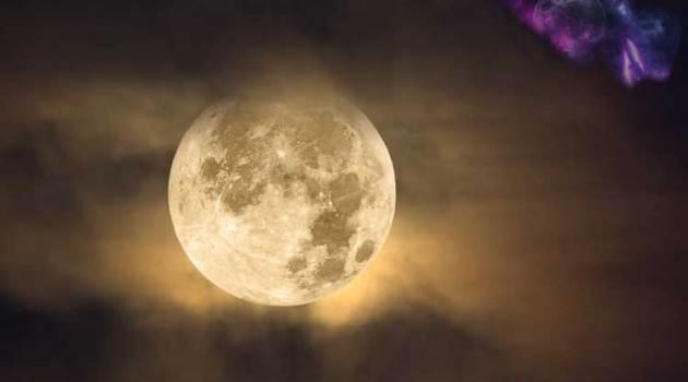 Samhain Full Moon, 2020