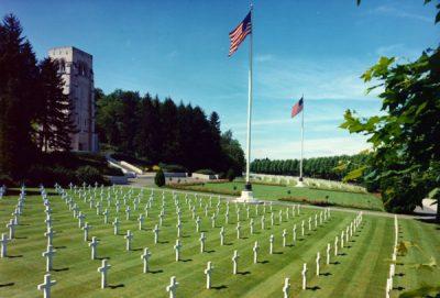 WWI Memorial, France