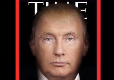 trump-Putin Time Magazine cover