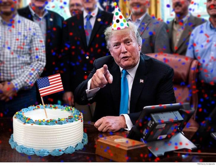 Donald Trump Solar Return 2020