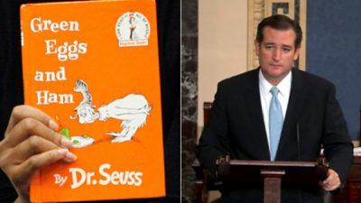 Ted Cruz filibuster