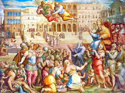 end of the Babylonian Captivity