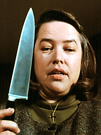 Kathy Bates in Misery