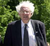 Bernie Sanders - hair